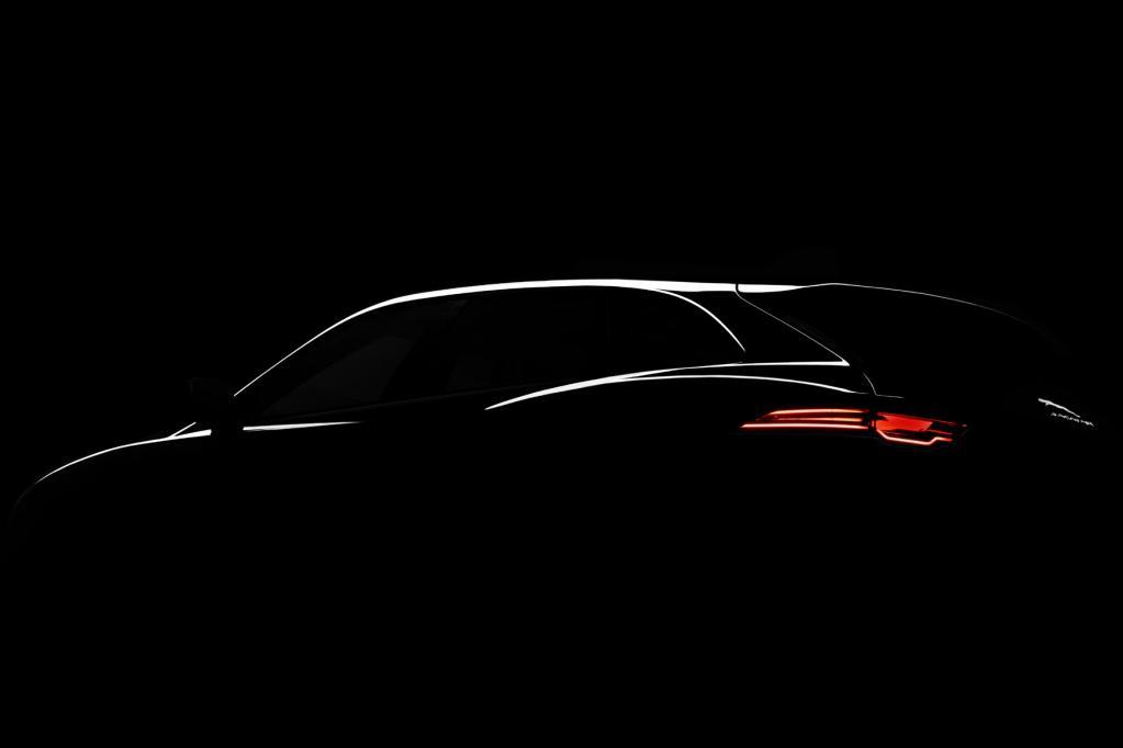 IAA 2013: Jaguar präsentiert Studie mit neuer Fahrzeugarchitektur