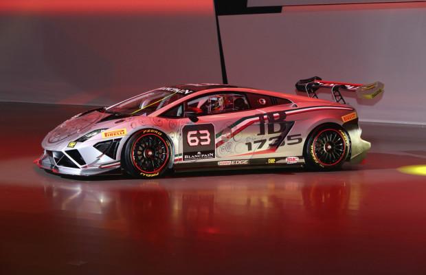 IAA 2013: Lamborghini Gallardo von der Schikane zum Bordstein