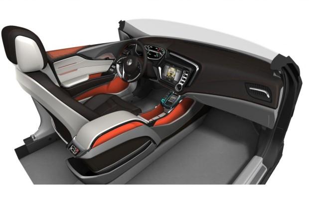 IAA 2013: Leichtbau im Auto - Schlankheitskur für die Sitze