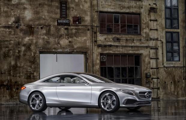 IAA 2013: Mercedes-Benz S-Klasse Coupé - Die Stern-Spitze