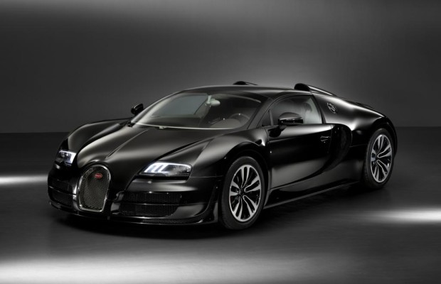 IAA 2013: Neuauflage einer Bugatti-Legende
