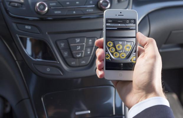 IAA 2013: Opel bietet Bedienungsanleitung via Smartphone