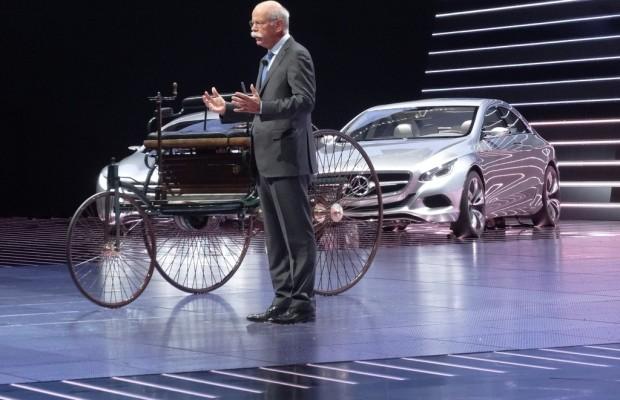 IAA 2013: S-Klasse soll noch in diesem Jahrzehnt autonom fahren