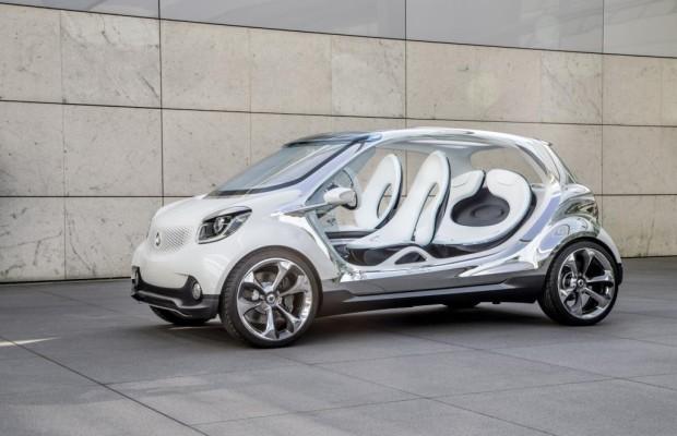 IAA 2013: Smart Fourjoy - Schaukasten für den neuen Forfour