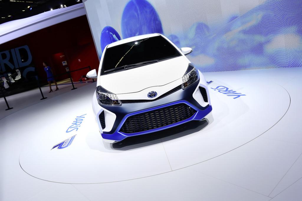 IAA 2013: Toyota bringt Kraftzwerg mit