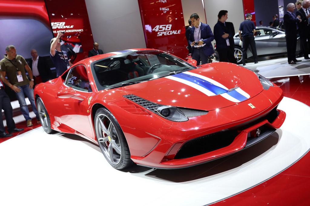 IAA 2013: Wem der Ferrari noch nicht direkt genug ist