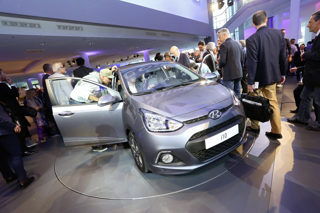 IAA 2103: Hyundai definiert den i10 neu