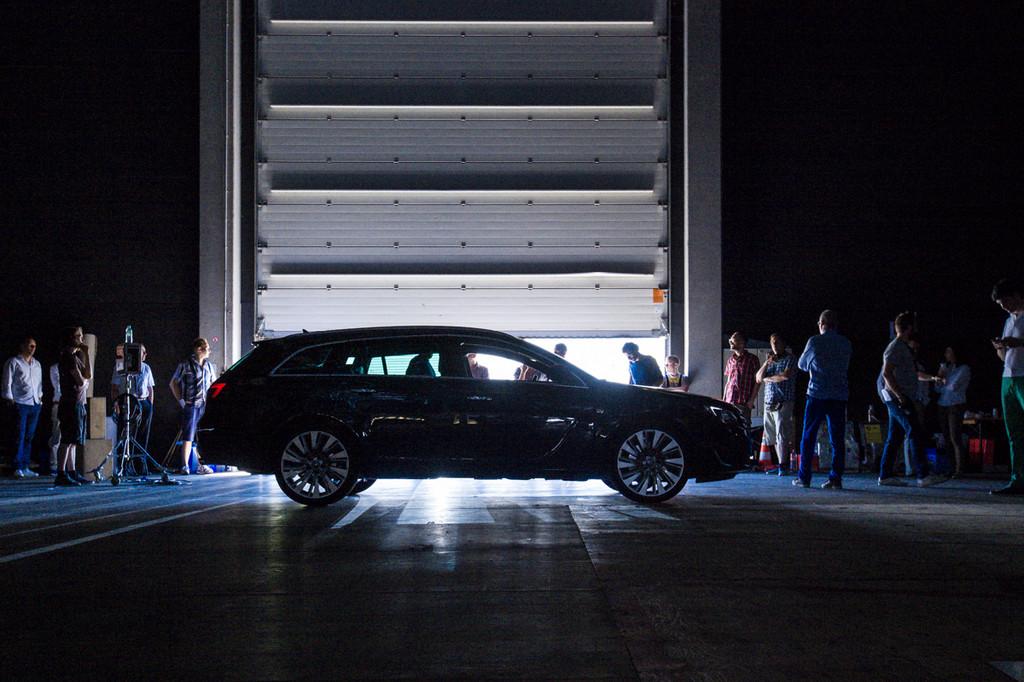 Jürgen Klopp fliegt auf den Opel Insignia