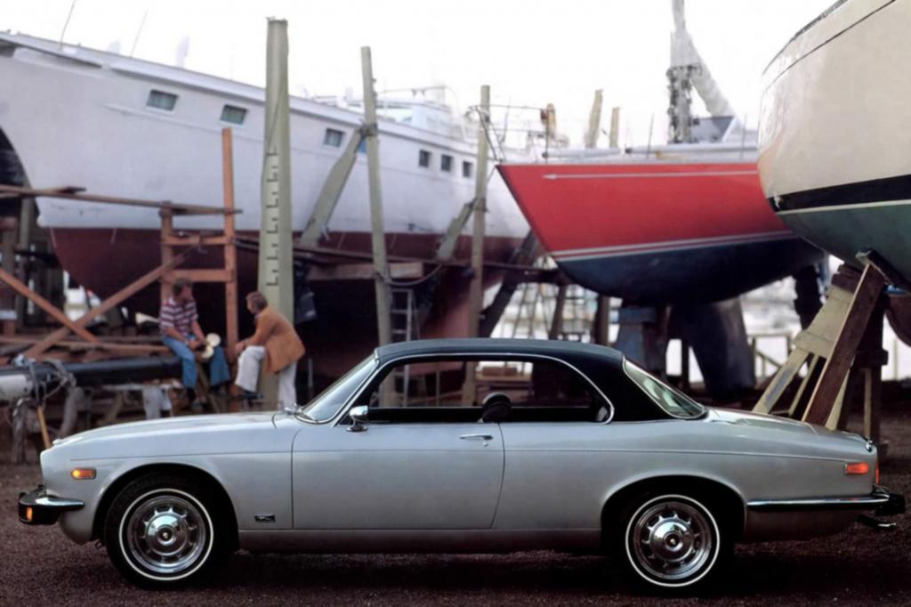 Jaguar XJ 12 Coupe 1975