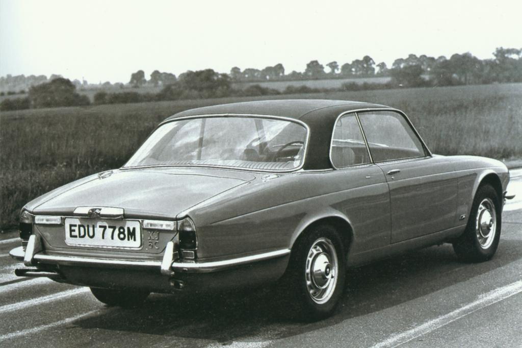 Jaguar XJ Coupe 1973
