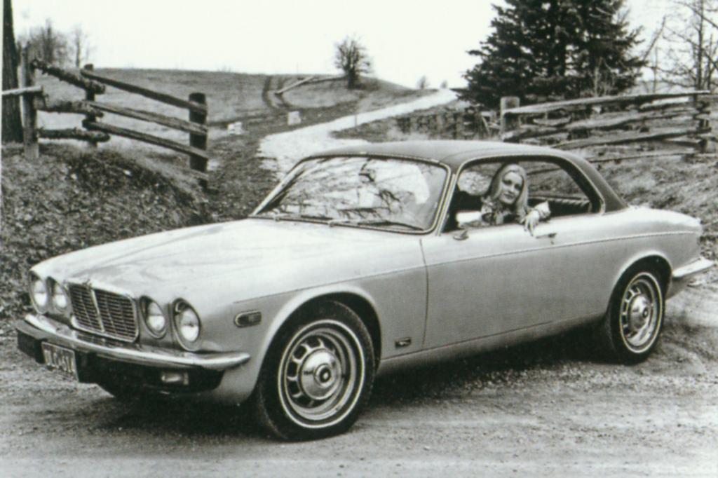 Jaguar XJ Coupe 1975