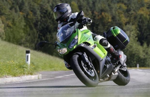 Kawasaki Z1000SX: Grüner Zwitter mit Z-Power