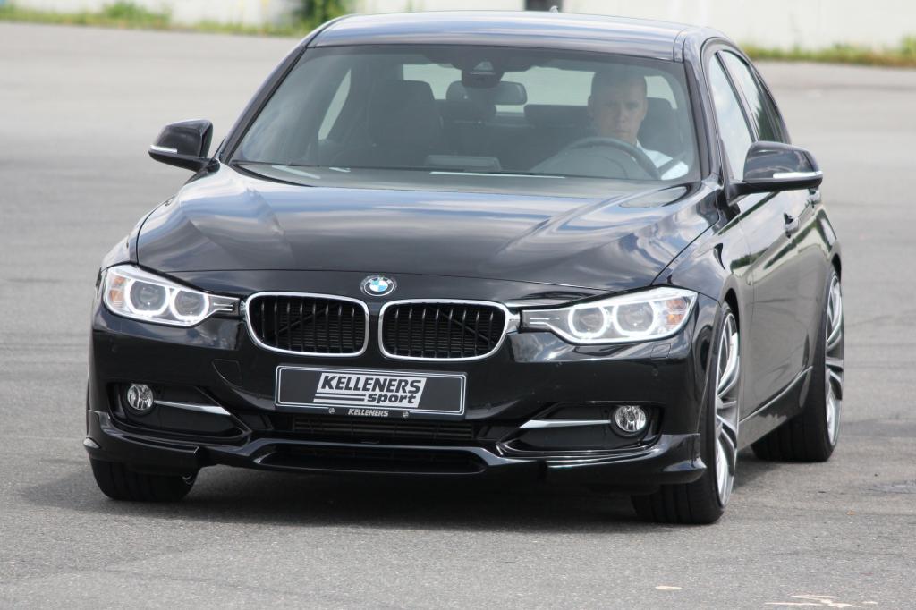 Kelleners hat den BMW 3er noch sportlicher gemacht