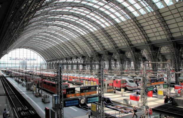 Kostenloses Internet an über 100 Bahnhöfen