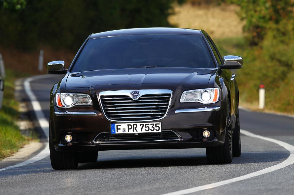 Lancia verkauft noch Autos - vor allem in Italien