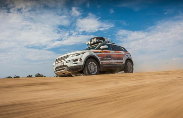 Land Rover Experience Tour 2013: Schwarzmeerflotte und Kartoffelbauer