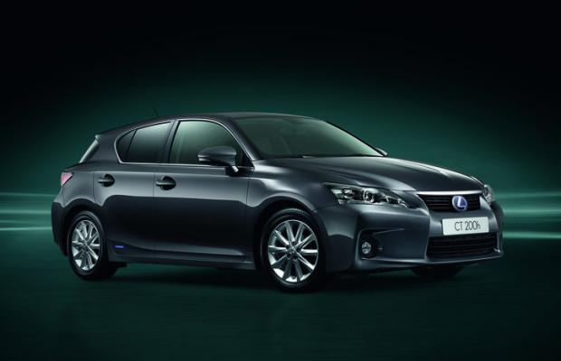 Lexus lockt mit Sondermodell CT 200h Selection