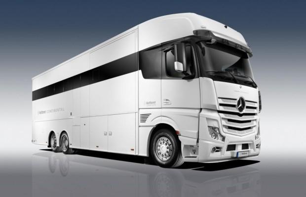 Luxus-Wohnmobile - Pompöses Reisen auf Truckrädern
