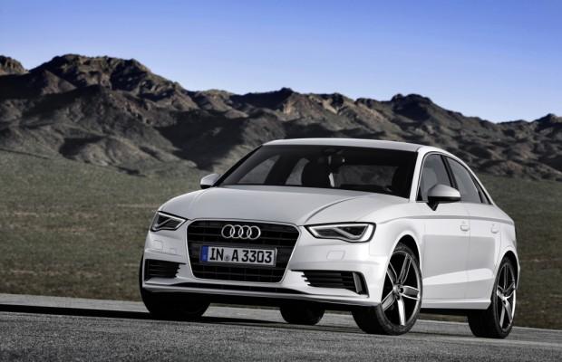 Marktstart der Audi A3-Limousine
