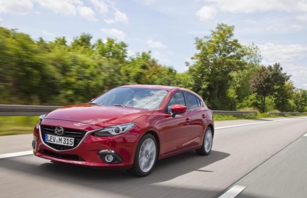 Mazda3 - Es fährt auch anders