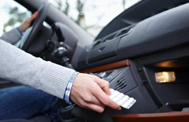 Medikamente im Straßenverkehr - Vorsicht vor dem Pillen-Cocktail