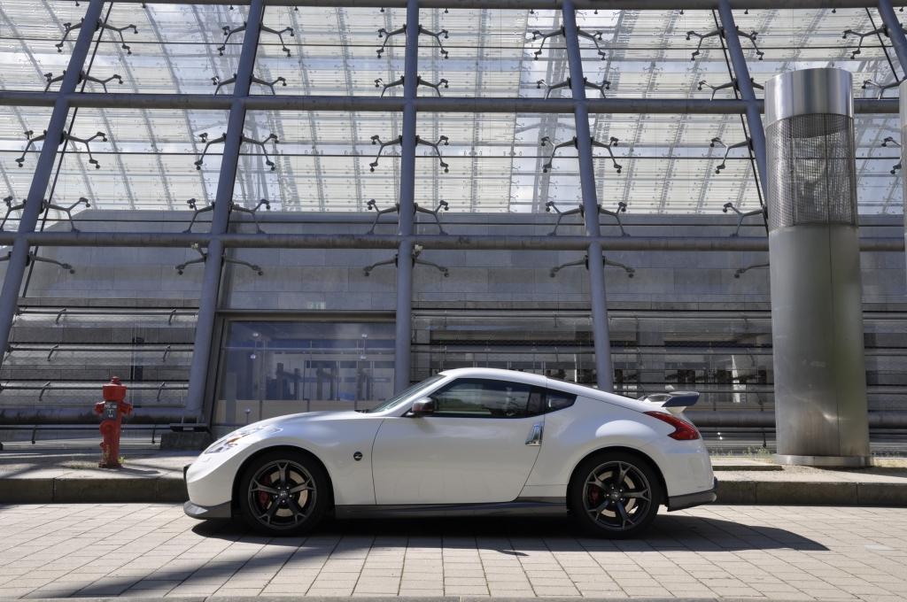 Mehr als solide – Der Nissan 370Z Nismo im Test