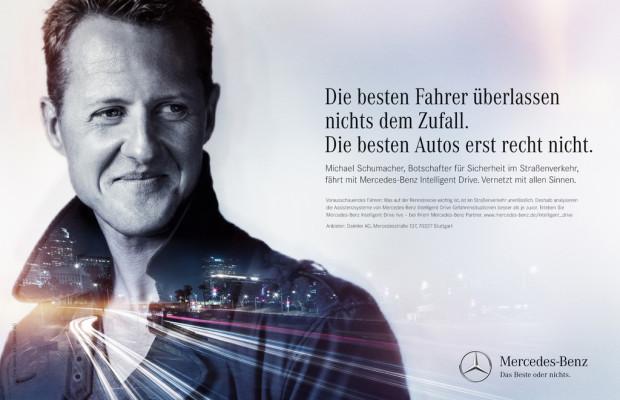 Mercedes-Benz und Michael Schumacher sind