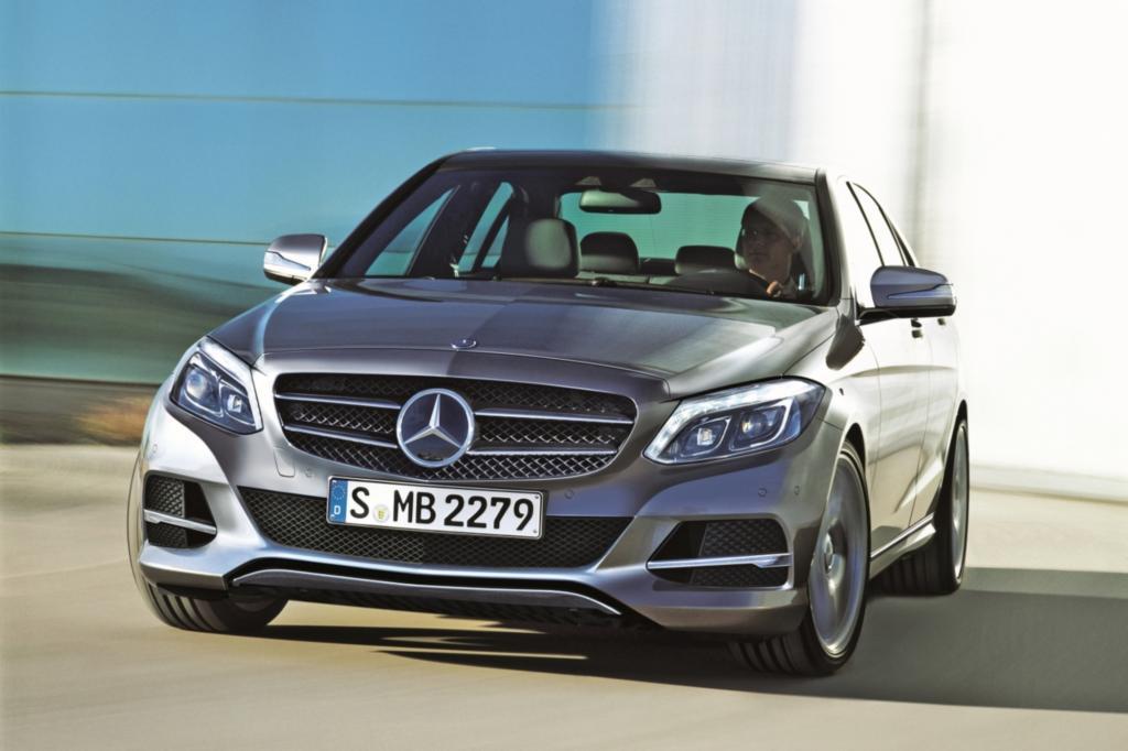 Mercedes C-Klasse - Der kleine Bruder der S-Klasse