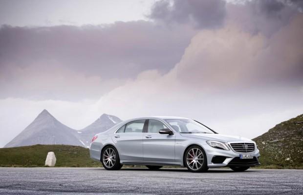 Mercedes S 63 AMG - Muskelspiele für das Management