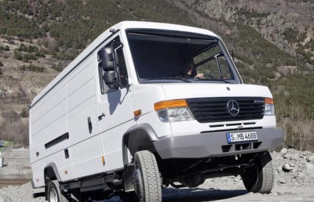 Mercedes Vario und T2 nach 27 Jahren Ruhestand
