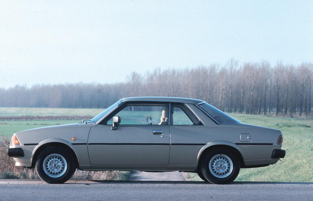 Mit dem Licht startete Mazda in die Mittelklasse