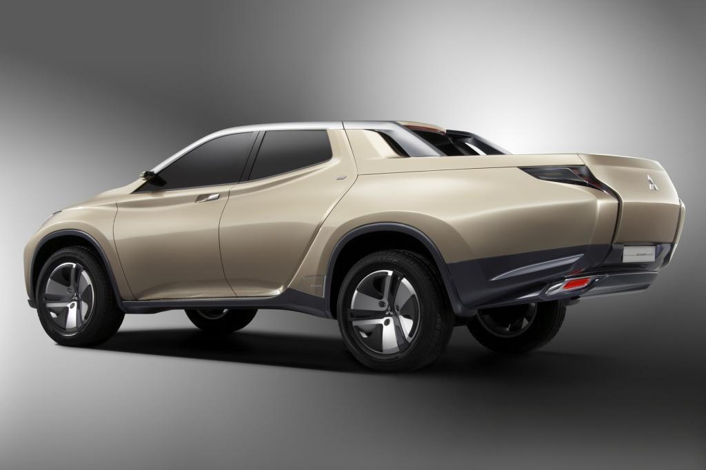 Mitsubishi Concept GRHEV 2013