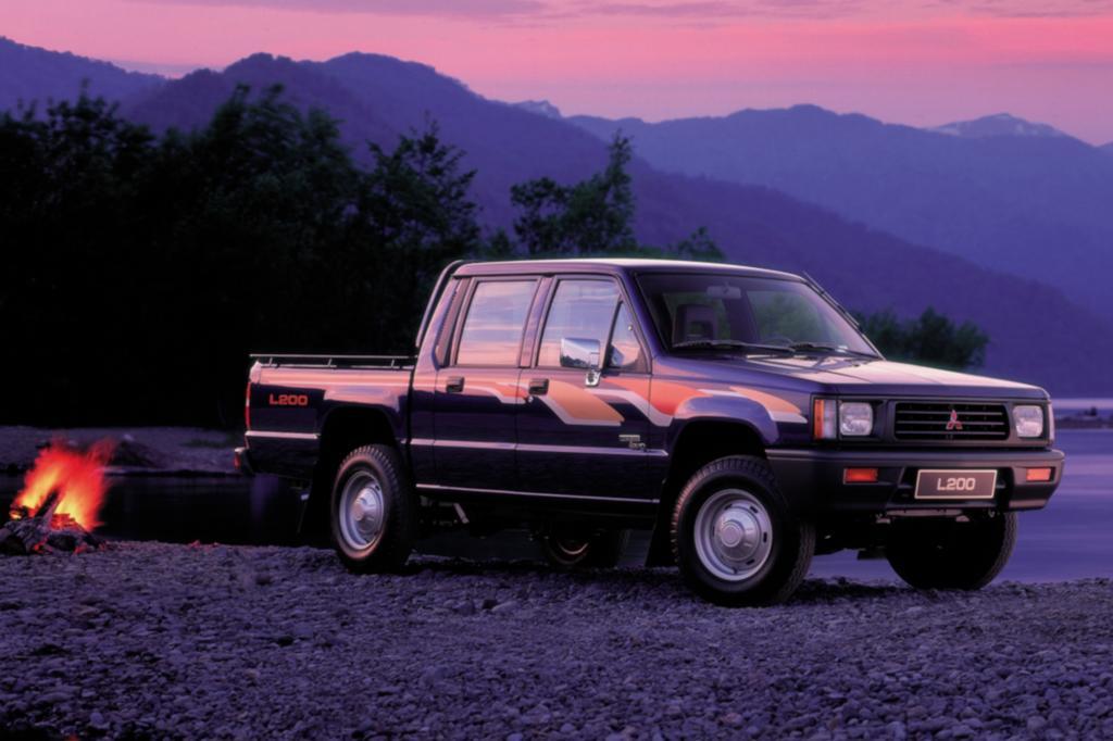Mitsubishi L200 ab 1993