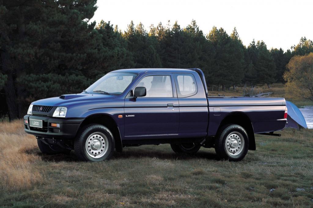 Mitsubishi L200 ab 1996 bis 2001
