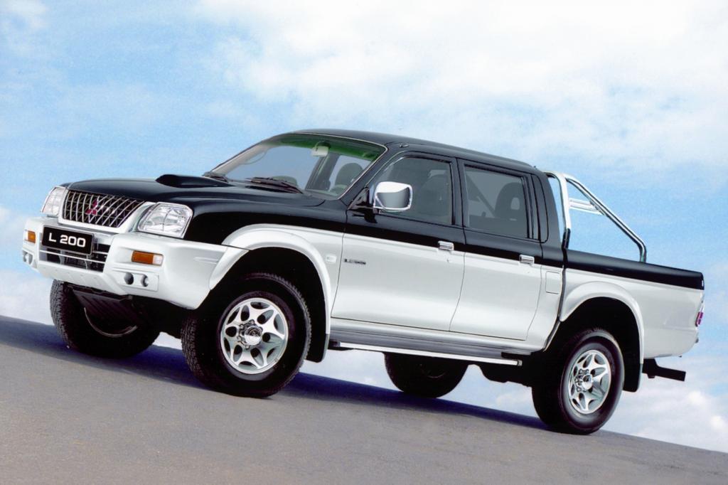Mitsubishi L200 ab 2003