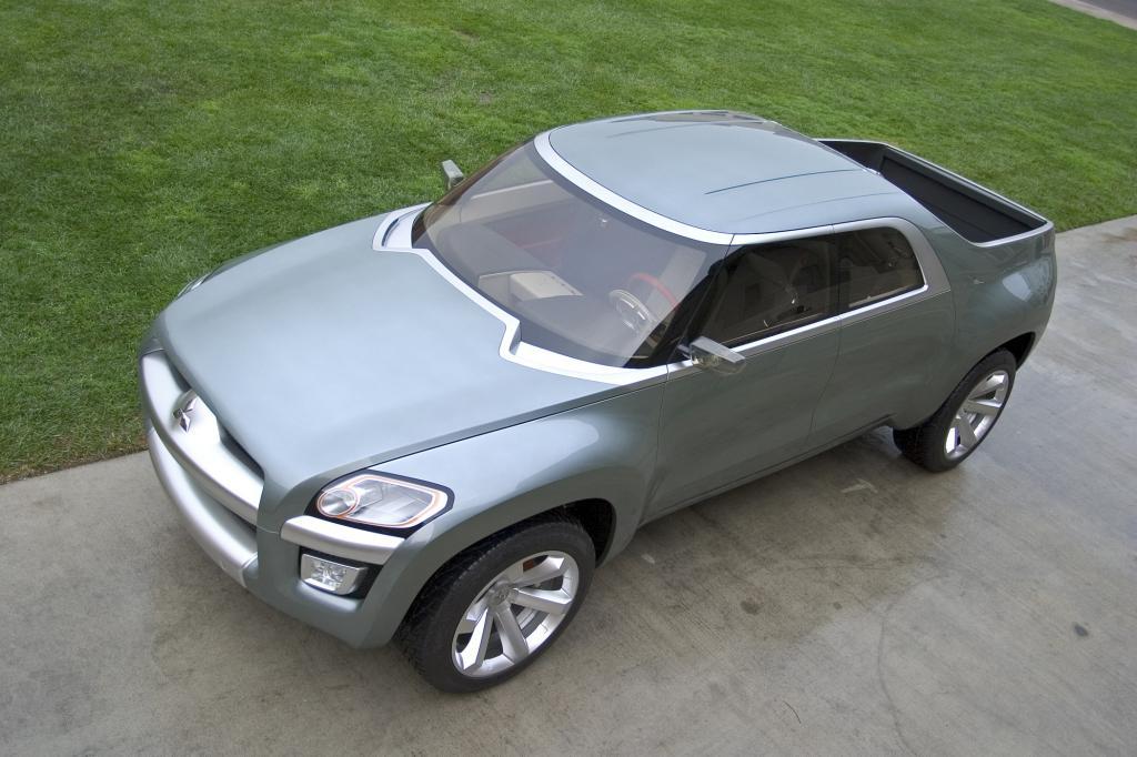 Mitsubishi Sport Truck Concept 2004