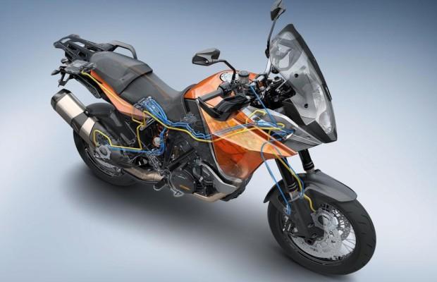 Motorrad-ESP bei KTM - Volle Kontrolle auf zwei Rädern
