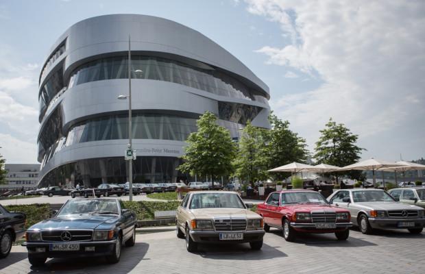 Museumssommer im Mercedes-Benz-Museum geht zu Ende