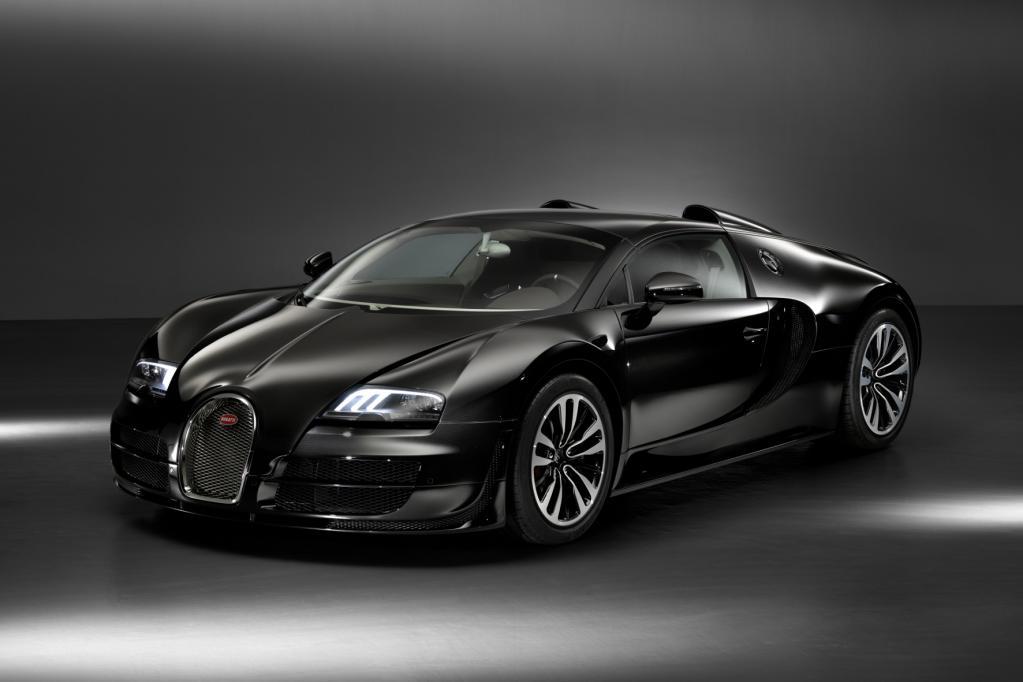 Neuauflage einer Bugatti-Legende