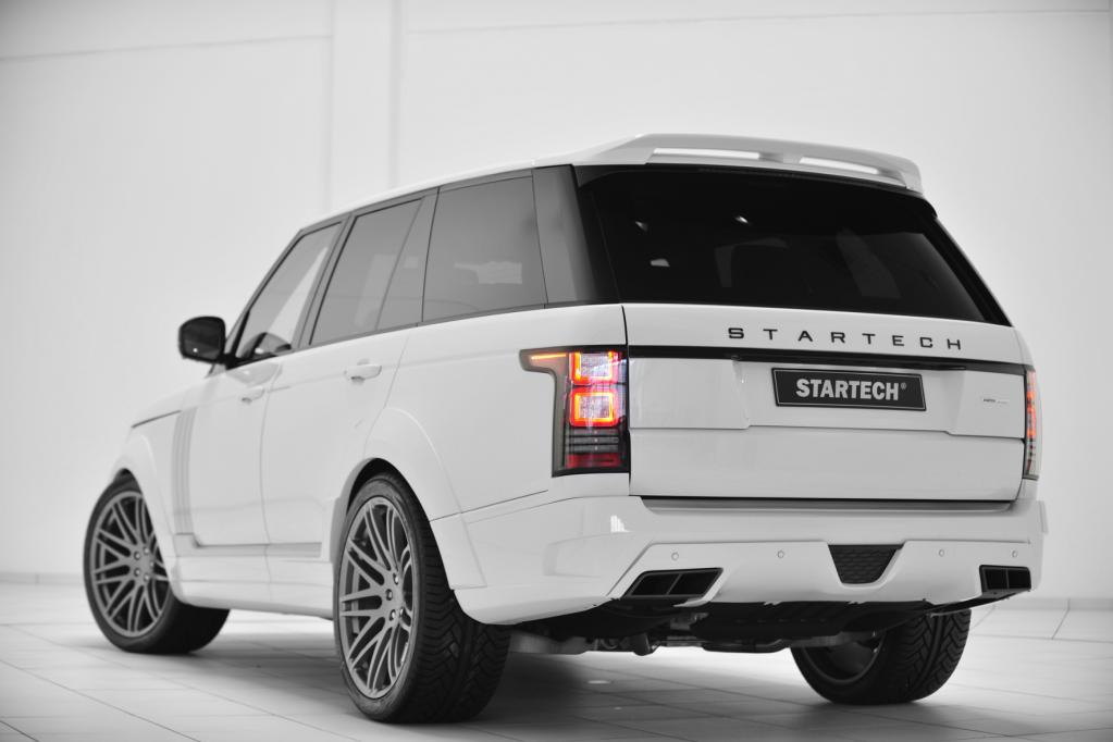 Neuer Range Rover im Startech-Breitbau
