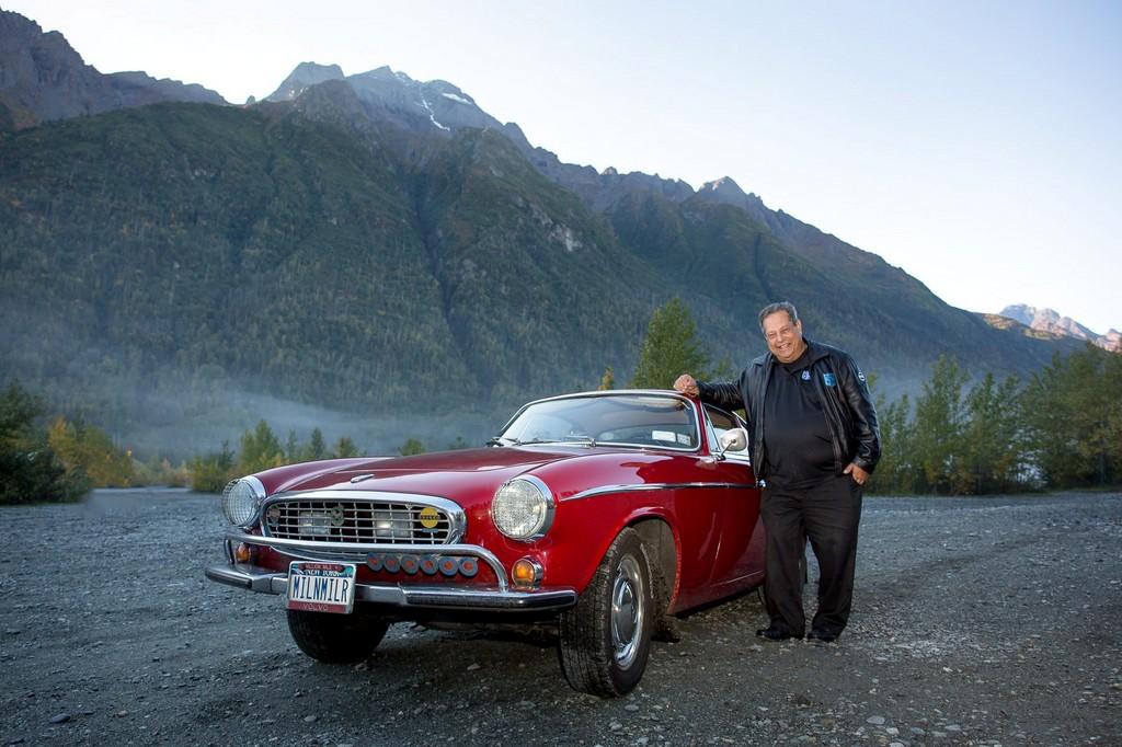 Niemand schaffte mehr: Drei Millionen Meilen mit einem Volvo P 1800