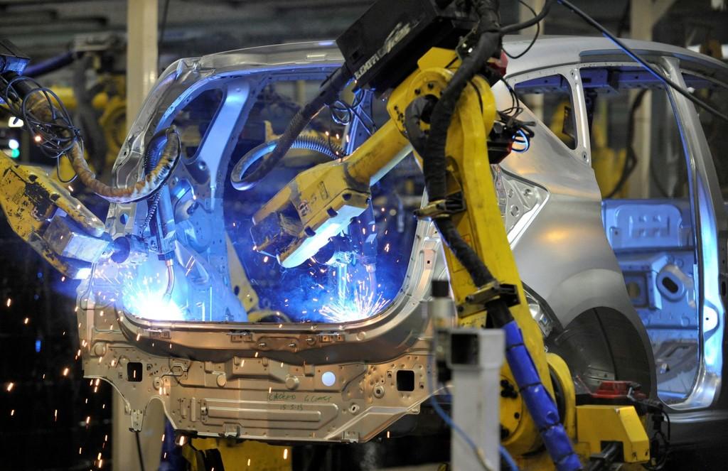 Nissan-Werk Sunderland startet Note-Produktion