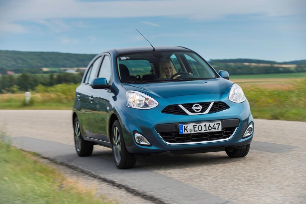 Nissans Kleinster kommt zur Hälfte neu daher