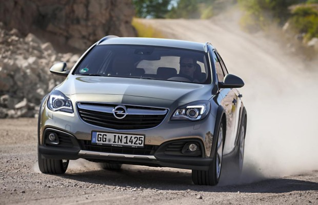 Opel Insignia Country Tourer - Komm, wir fahren aufs Land