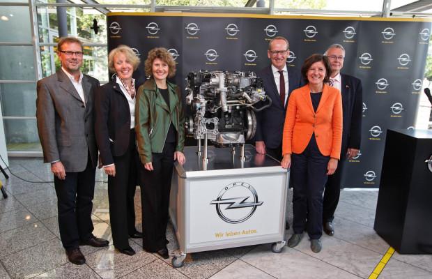 Opel investiert in Kaiserslautern