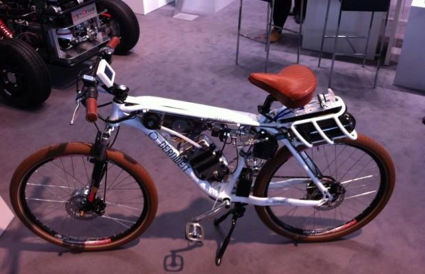 Pedelec mit Brennstoffzelle - Das Wasserstoff-Fahrrad kommt