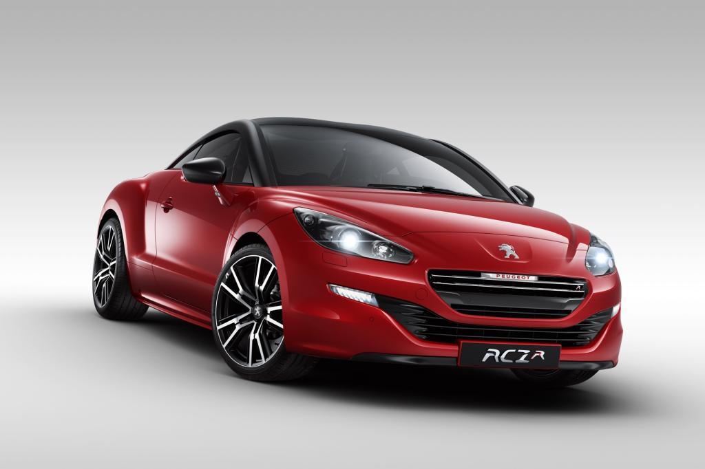 Peugeot zeigt die Top-Version des RCZ