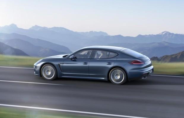 Porsche Panamera Diesel - Mehr Druck, mehr Tempo