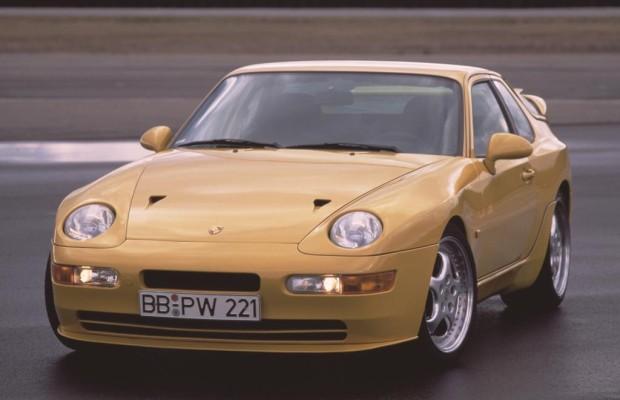 Porsche-Vierzylinder - Boxer mit vier Fäusten