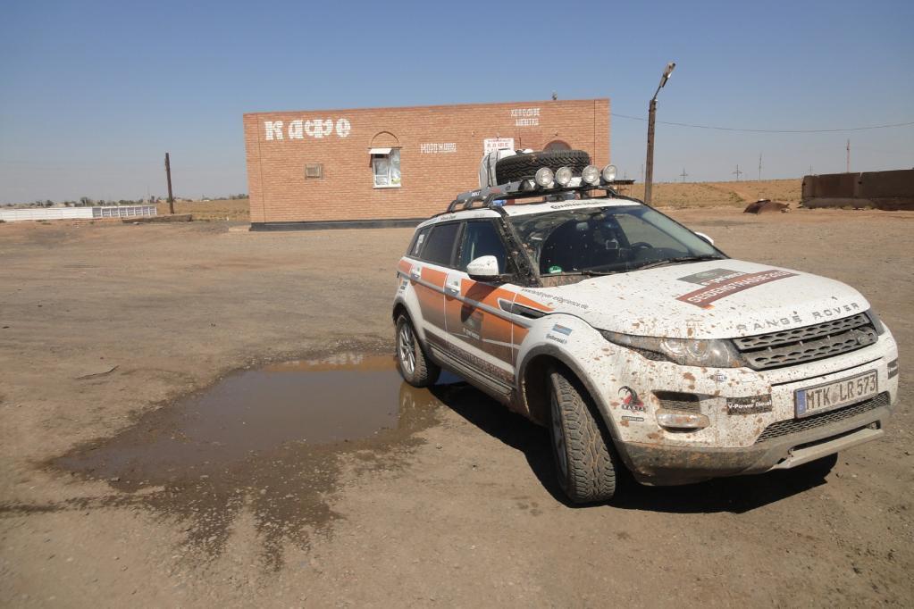 Range Rover Evoque: Mehr Gänge, weniger Verbrauch